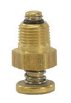 Push-Type Fuel Drain Valves