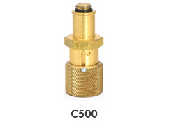 Fuel Valves: Push-Type, Lock Open & Flush-Mounted | Saf-Air - c500