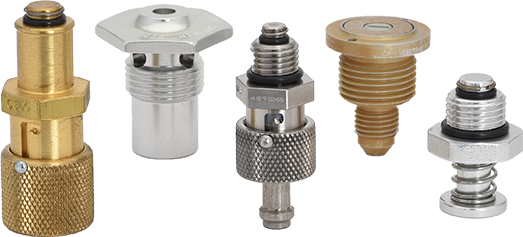 Image of a variety of specialty valves